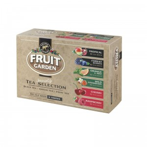 Herbata FRUIT GARDEN Speciality Tea Selection (60 Tea Bags)