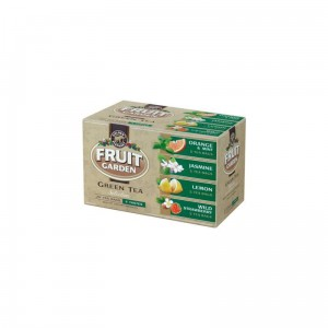 Herbata FRUIT GARDEN Speciality Tea Selection (20 Tea Bags)  green